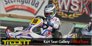 Tillett Racing Seats - Kart Seat Gallery