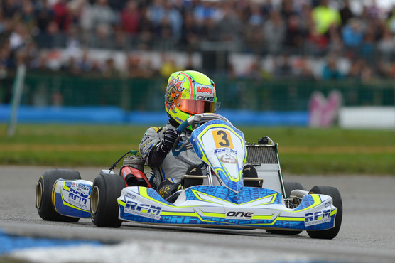 2014 KF World Champion Lando Norris